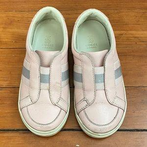 Gucci Girls Brooklyn sneakers size 25 (8.5 - 9)
